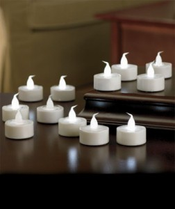 Led-Tealights