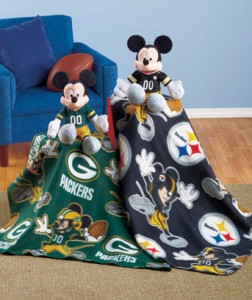 NFL Mickey Throw