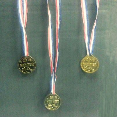 Olympic-Medals