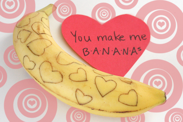 you make me bananas