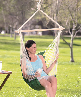 Chair-hammock