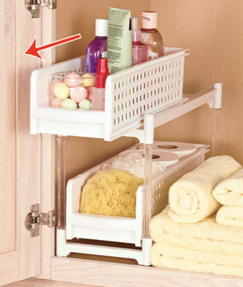 Sliding-bathroom-storage