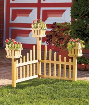 Coner-planter-fence