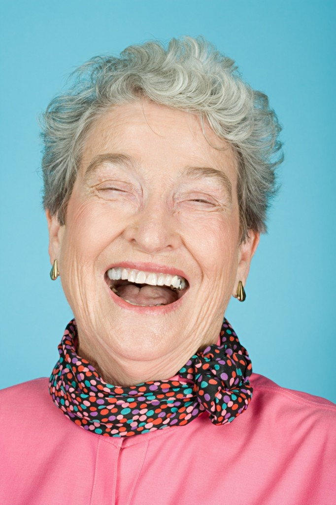 lady-laughing