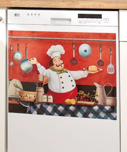 Jolly Chef Kitchen Collection is a fun and upbeat way to give your home color.