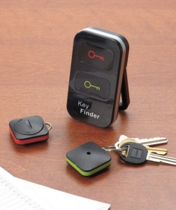 With the Wireless Key Finder, you will always know where your keys are hiding.