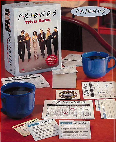 Friends-Game