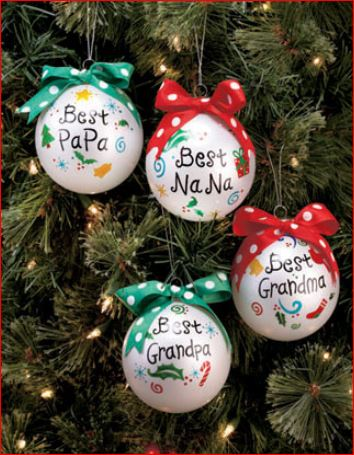 best-grandparents-ornaments