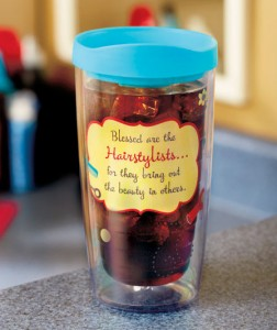 Honor the professional who works hard for you with the gift of this Occupational Double-Walled Tumbler.