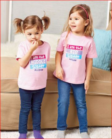 Personalized-sibling-tshirt