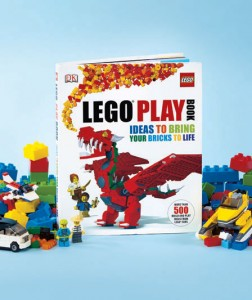 LEGO® Play Book from DK shares building tips and tricks, while it introduces you to new worlds.