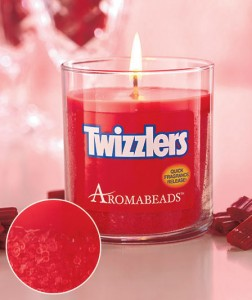 Sweet Treat Aromabeads™ Candle Jar makes your smell like a bakery or candy shop.