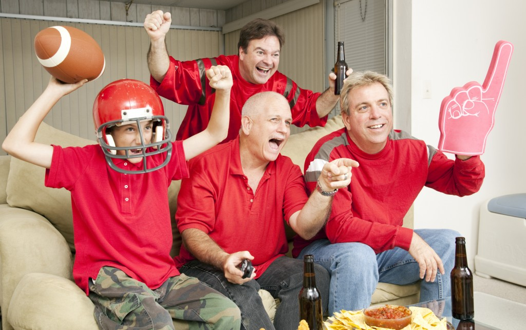Super-Bowl-Party