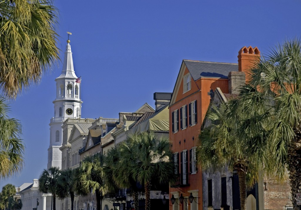 Charleston Sc 29401 Mail: 9 Best Places To Escape To In January