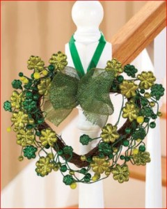 St-Pats-wreath