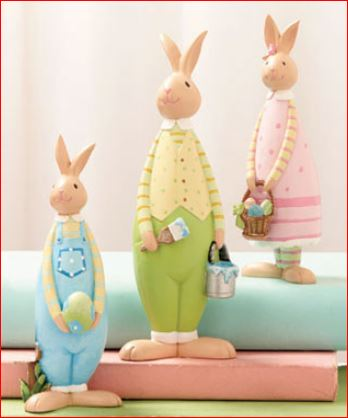 easter-bunny-figurines