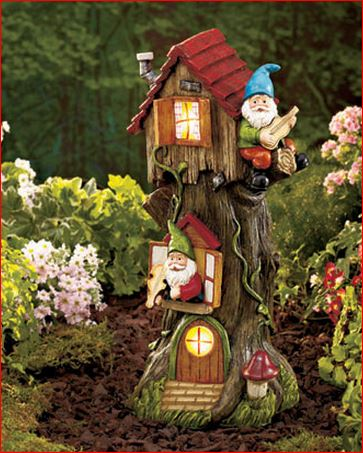 gnome-tree-house