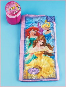 disney-sleeping-bag