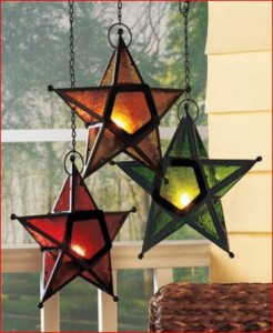 hanging-star-candleholders