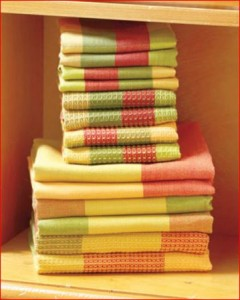 woven-kitchen towels