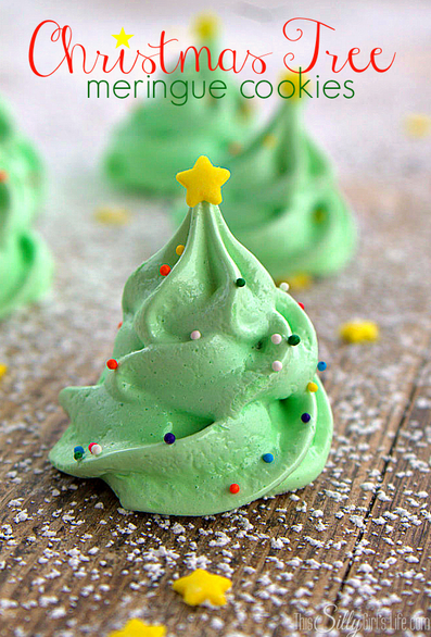 cookies-meringue-trees