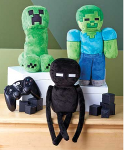 minecraft-plush-characters