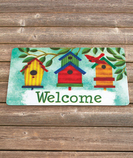 spring-welcome-mat