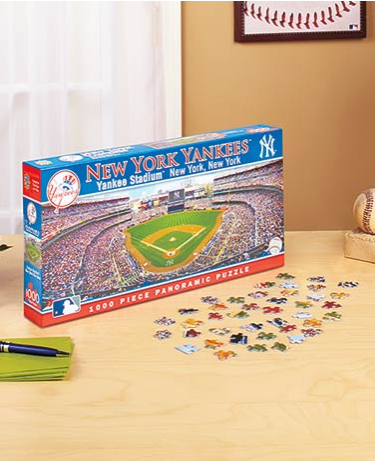 MLB-1,000-Pc.-Panoramic-Puzzle