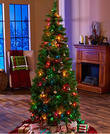6-Ft-Pre-Lit-Pop-Up-Christmas-Tree