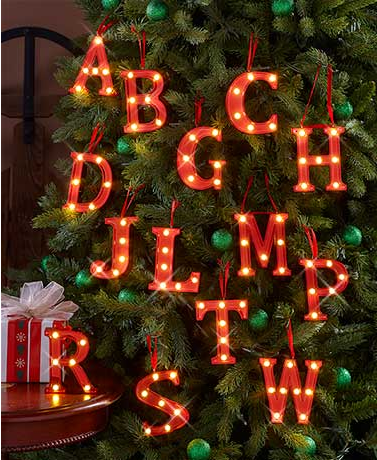 Lighted-Marquee-Monogram-Ornaments