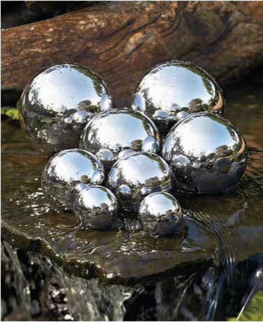 set-of-4-stainless-steel-garden-spheres