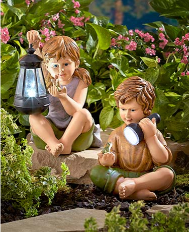 solar-children-statues