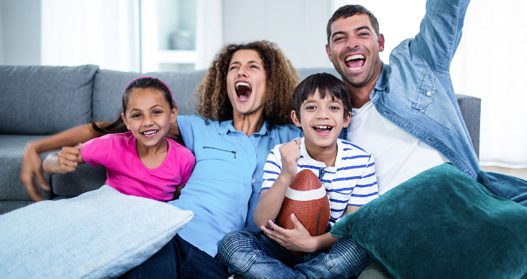prepare-your-game-watching-room-for-football-season