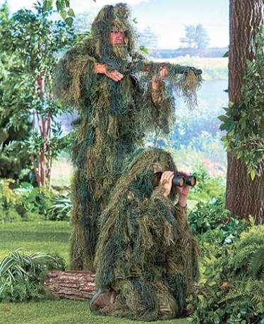 5-Piece-Woodland-Ghillie-Suits