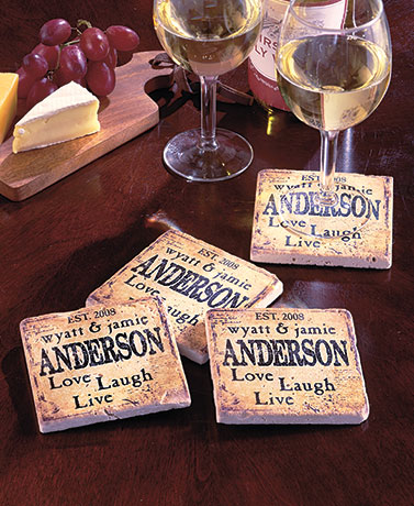 sets-of-4-personalized-travertine-coasters