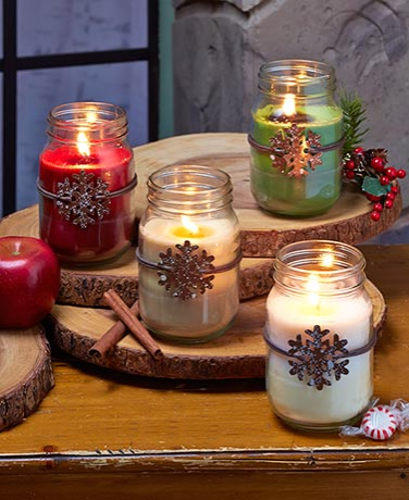 winter-warmth-mason-jar-candles