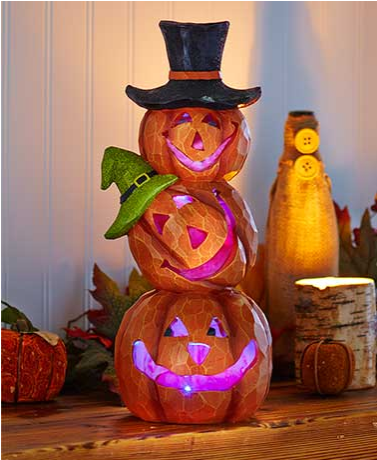 14-inch-lighted-stacked-pumpkin