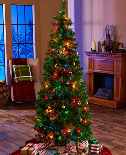 Christmas Tree Light Pictures: Christmas Tree Decorations To Kick Off Your Holiday