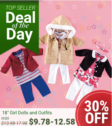 18-inch-girl-doll-and-doll-outfits
