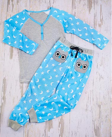 girls-2-piece-pajama-sets