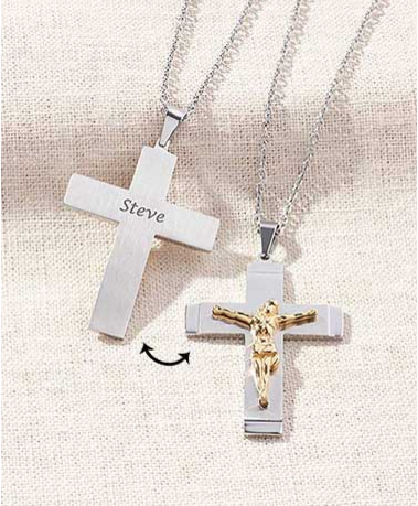 personalized-crucifix-cross-pendants