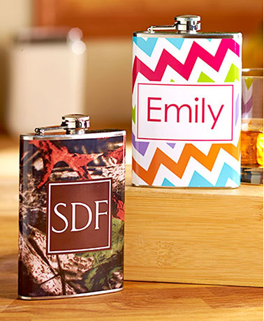 personalized-stainless-steel-flasks