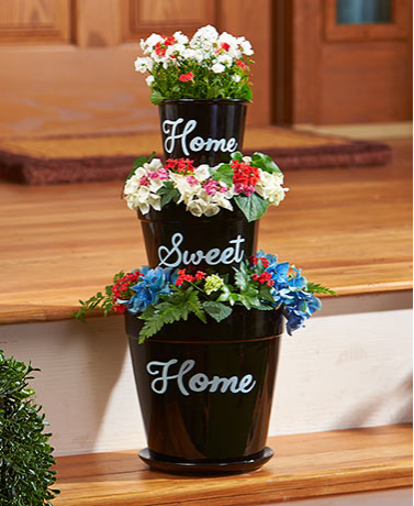 4-Pc. Planter Sets