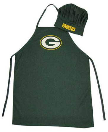 NFL Apron and Chef Hat Sets