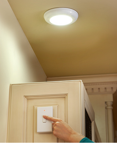 Wireless LED Light Switch