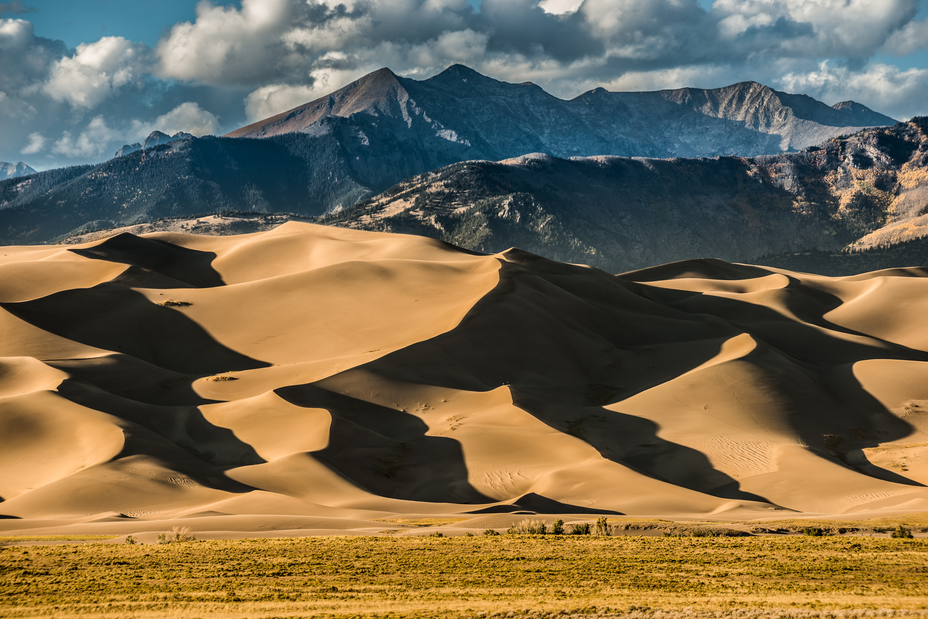 Great Sand Dunes National Park in Colorado - National Parks to Visit in Spring