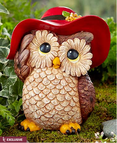 Garden Decor - Dress-Up Garden Animals