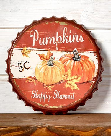 decorative-country-accents-pumpkin-bottle-cap-pumpkin-decorations