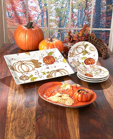 harvest-tabletop-collection-pumpkin-decorations