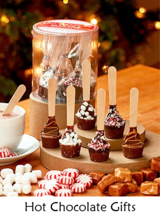 Christmas Eve Gifts - Hot Chocolate Gifts